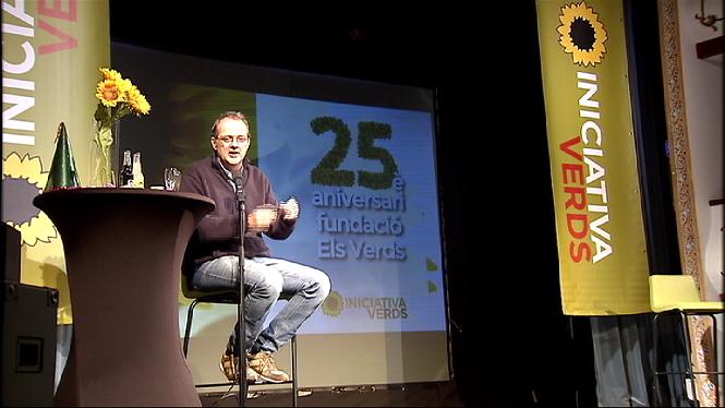 Els+Verds+celebren+els+seus+25+anys+d%27hist%C3%B2ria+amb+un+acte+al+Teatre+Mar+i+Terra
