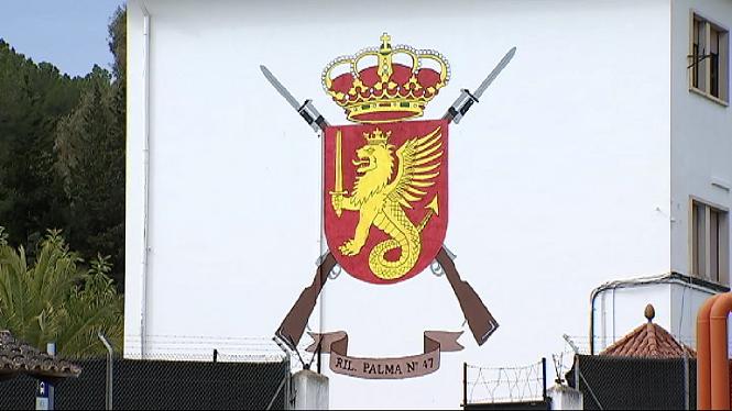 La+just%C3%ADcia+militar+investiga+un+presumpte+cas+d%27assetjament+sexual+a+una+soldat+de+Palma