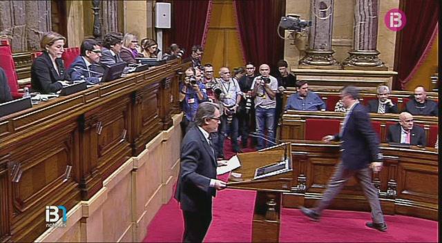 El+Parlament+de+Catalunya+ha+rebutjat+en+primera+ronda+la+investidura+d%27Artur+Mas+com+a+president+de+la+Generalitat