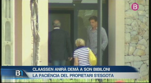 Claassen+t%C3%A9+previst+reunir-se+avui+amb+la+plantilla+del+Mallorca+a+Son+Bibiloni