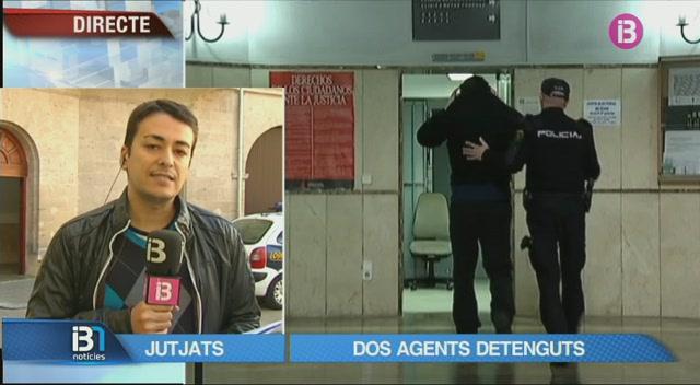 Continuen+les+detencions+en+el+cas+que+investiga+la+presumpta+trama+de+corrupci%C3%B3+a+la+Policia+Local+de+Palma