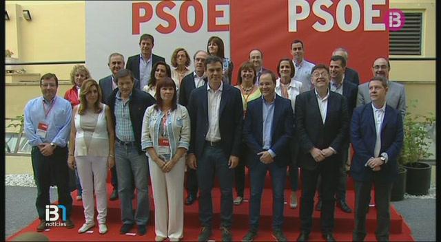 El+Partit+Socialista+intentar%C3%A0+avui+consensuar+un+acord+per+negociar+un+possible+pacte+de+Govern