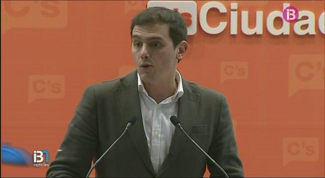 PSOE+i+Ciutadans+acorden+que+el+socialista+Patxi+L%C3%B3pez+sigui+el+president+del+Congr%C3%A9s