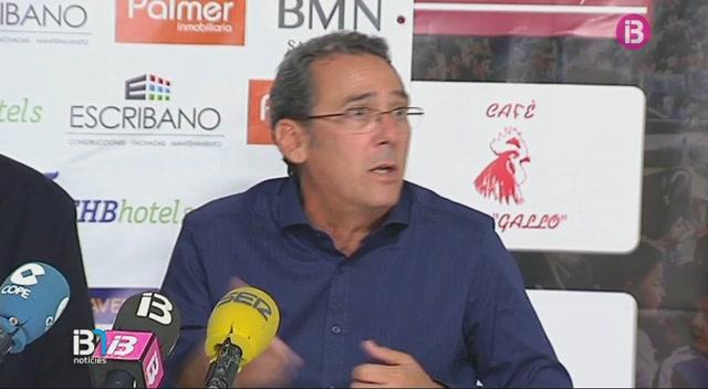El+Palma+Air+Europa+destitueix+%C3%80nge+Cepeda+i+Xavier+Sastre+n%27%C3%A9s+el+nou+entrenador