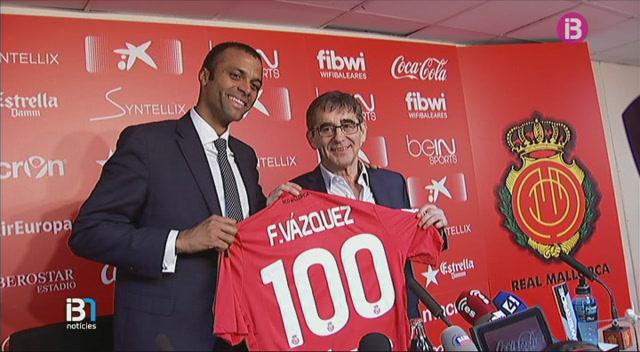 El+Mallorca+estrena+la+segona+era+Fernando+V%C3%A1zquez