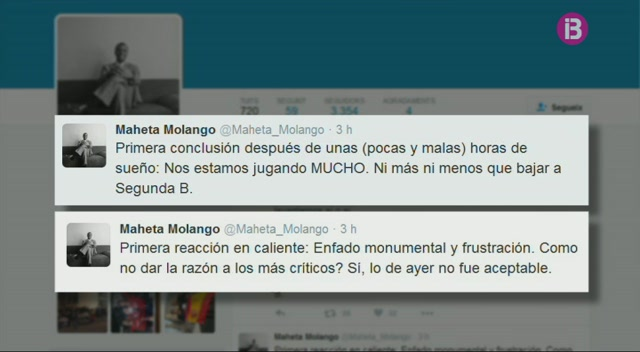 Maheta+Molango+manifesta+el+seu+empipament+i+la+seva+frustraci%C3%B3+despr%C3%A9s+de+la+derrota+del+Mallorca