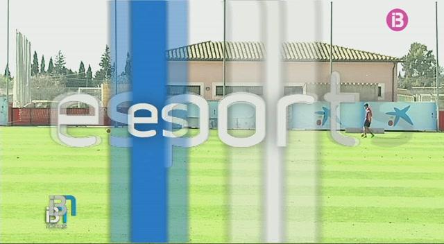 Els+jugadors+del+Mallorca+queden+al+gimn%C3%A0s+per+compensar+la+doble+sessi%C3%B3+d%27entrenaments+d%27ahir