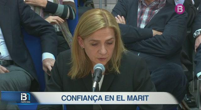 La+infanta+Cristina+ha+dit+que+mai+no+va+ser+un+escut+fiscal+d%27Aizoon