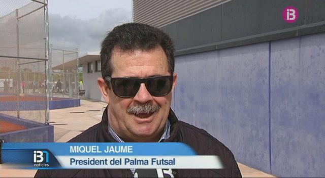 El+Palma+Futsal+cerca+el+suport+de+Rafel+Nadal