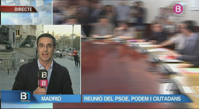 Sense+acord+en+la+primera+reuni%C3%B3+entre+el+PSOE%2C+Podem+i+Ciutadans