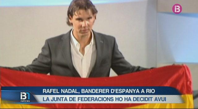Rafel+Nadal+ser%C3%A0+el+banderer+d%27Espanya+als+Jocs+de+Rio