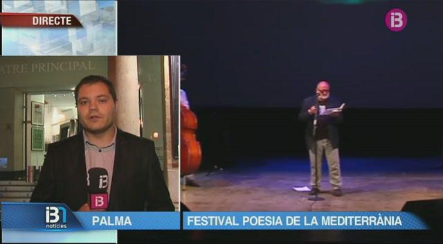 El+teatre+Principal+de+Palma+va+acollir+ahir+l%27acte+central+del+festival+de+Poesia+de+la+Mediterr%C3%A0nea