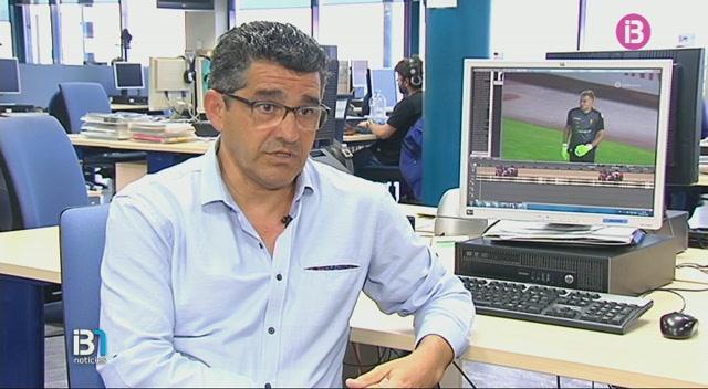 Tolo+Ramon+i+Tom%C3%A0s+Gibert+analitzen+la+situaci%C3%B3+del+Mallorca