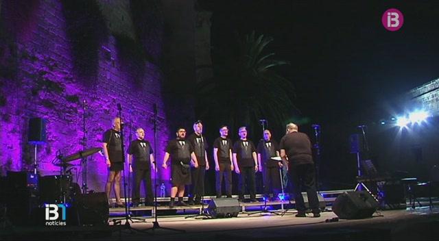 El+Mallorca+Gay+Men%27s+Chorus+inauguraren+ahir+tres+jornades+de+m%C3%BAsica+en+viu+a+Ses+Voltes