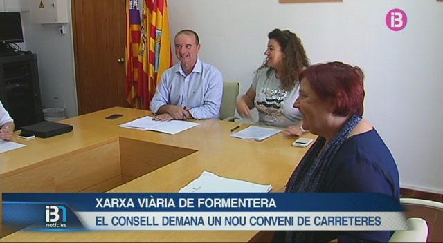 El+Consell+de+Formentera+demana+un+nou+conveni+de+carreteres+amb+l%27Estat