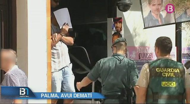 Operaci%C3%B3+antidroga+de+la+Policia+Nacional+i+la+Gu%C3%A0rdia+Civil+a+Palma+i+Can+Picafort