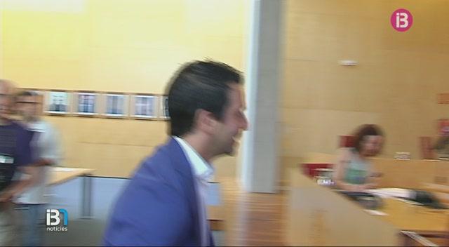 Presa+de+possessi%C3%B3+avui+al+Consell+de+Menorca+dels+nous+consellers%2C+Miquel+Preto+i+Miquel+Company