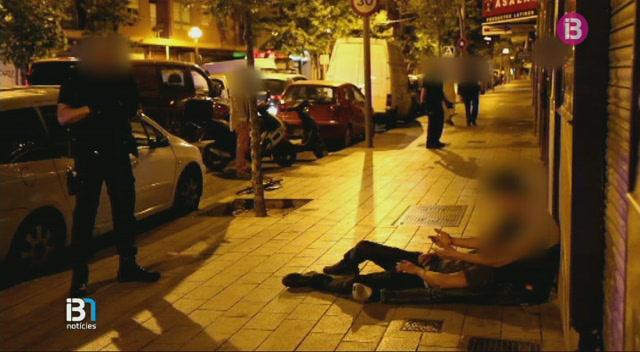 La+Policia+Nacional+investiga+la+brega+multitudin%C3%A0ria+de+ciutadans+xinesos+ocorreguda+diumenge