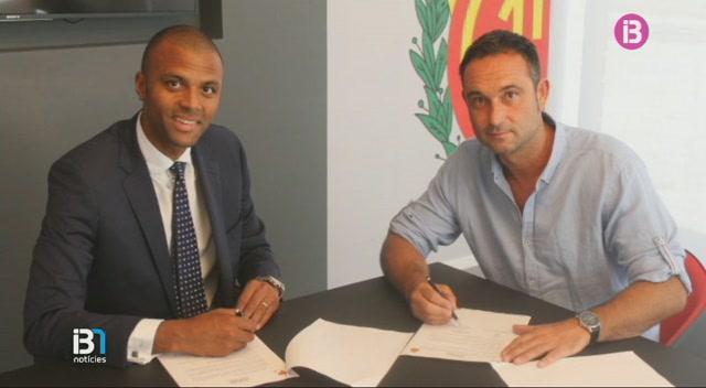 Javi+Recio+%C3%A9s+el+nou+director+esportiu+del+Mallorca