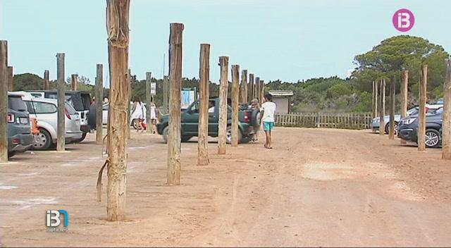 El+Consell+de+Formentera+instal%C2%B7lar%C3%A0+quatre+excusats+dins+la+zona+del+parc+natural+de+ses+Salines