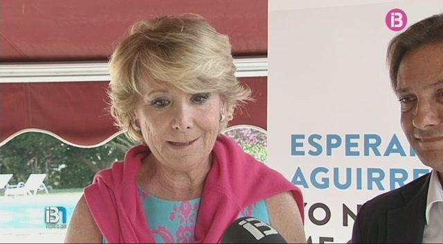 Esperanza+Aguirre+presenta+el+seu+nou+llibre+%26%238216%3BYo+no+me+callo%27