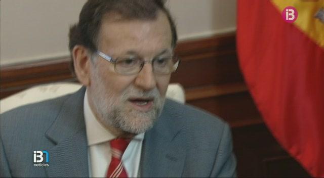 Pedro+S%C3%A1nchez+informa+Mariano+Rajoy+que+avui+per+avui+els+socialistes+votaran+en+contra+a+la+seva+investidura