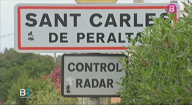 Un+home+de+70+anys+mor+atropellat+per+un+turisme+a+la+carretera+de+Sant+Carles