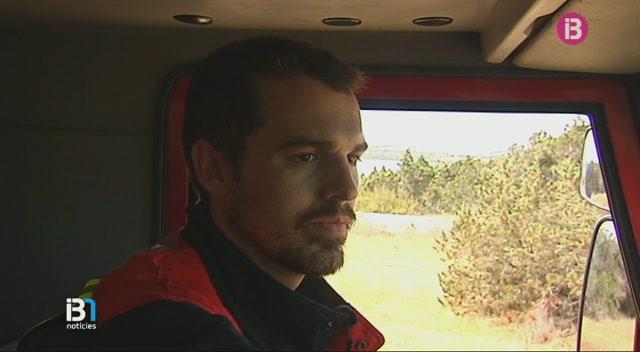 Els+bombers+de+Formentera+treballen+a+ple+rendiment+durant+l%E2%80%99estiu
