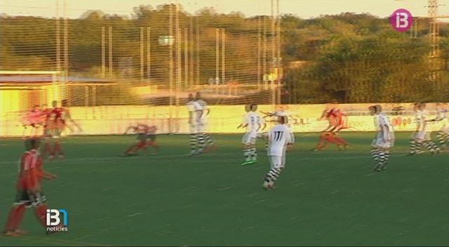 El+Mallorca+B+debuta+a+la+pretemporada+amb+golejada%3A+1-7+a+Llub%C3%AD
