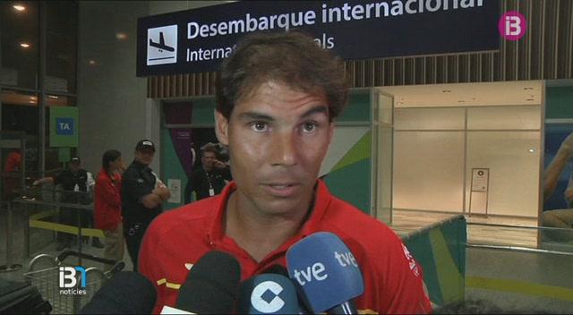 Rafel+Nadal+ja+%C3%A9s+a+Rio+de+Janeiro+per+participar+als+Jocs+Ol%C3%ADmpics