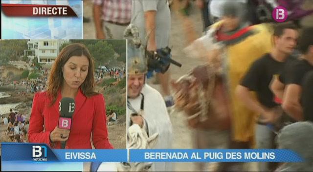 La+tradicional+berenada+popular+al+puig+des+Molins