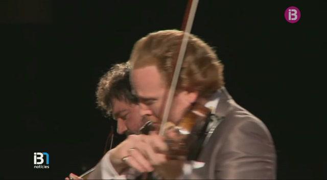 El+violinista+Daniel+Hope+dirigir%C3%A0+l%E2%80%99orquestra+de+cambra+de+Zuric