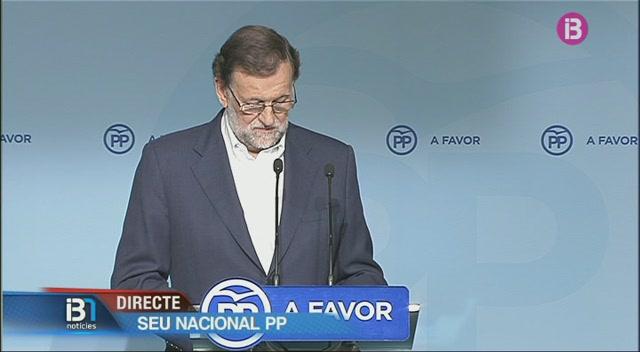 El+Comit%C3%A8+Executiu+Nacional+del+Partit+Popular+ha+donat+carta+blanca+a+Mariano+Rajoy+per+negociar+amb+Ciutadans