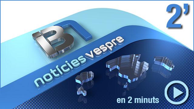 IB3 NOTICIES 2 MINUTS