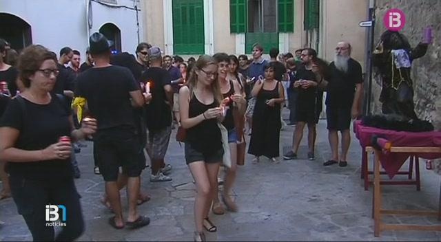Palma+posa+punt+final+a+les+festes+de+Canamunt+i+Canavall+amb+l%E2%80%99enterrament+del+jutge+Joan+de+Berga+i+Sales