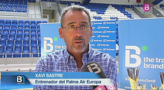 El+Palma+Air+Europa+presenta+el+Primer+Torneig+Internacional