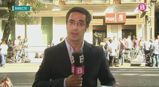 El+PSOE+convoca+el+Comit%C3%A8+Federal+per+dissabte+que+ve