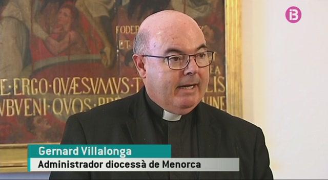 Francesc+Conesa+Ferrer+%C3%A9s+el+nou+bisbe+de+Menorca