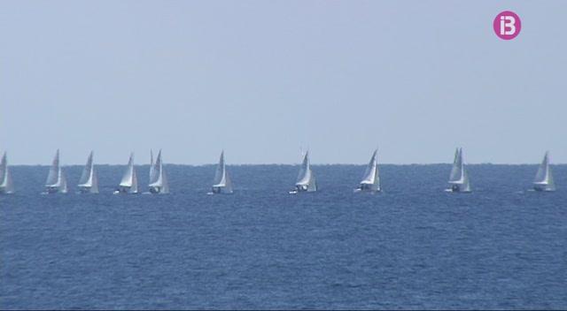 Arrenca+el+Campionat+d%27Espanya+de+Snipe+a+Menorca