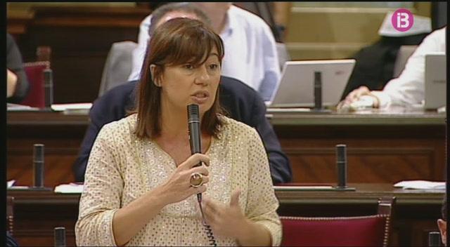 Armengol+demanar%C3%A0+una+trobada+amb+Rajoy