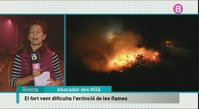 Incendi+a+l%27abocador+de+Mil%C3%A0
