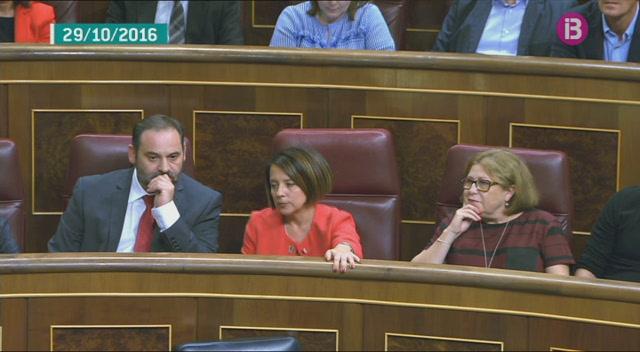 Els+diputats+socialistes+que+votaren+no+a+Rajoy+presenten+dem%C3%A0+les+al%C2%B7legacions