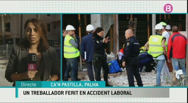 Accident+laboral+a+Can+Pastilla