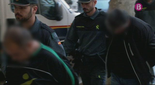 Declaren+davant+el+jutge+6+dels+9+detinguts+per+robar+cotxes+de+luxe