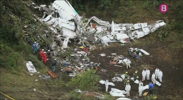 La+falta+de+combustible+possible+causa+de+l%27accident+del+Chapecoense