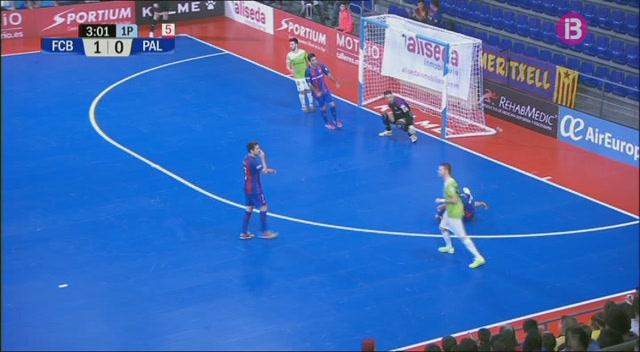 Derrota+del+Palma+Futsal+al+Palau+Blaugrana