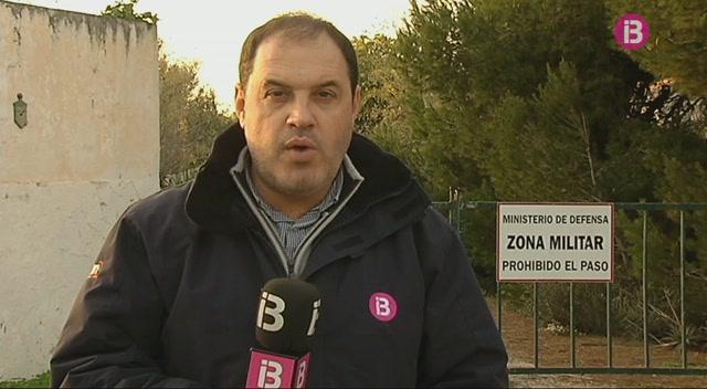 Defensa+posar%C3%A0+en+venda+l%27any+que+ve+l%27antiga+bateria+militar+de+Son+Olivaret+a+Ciutadella