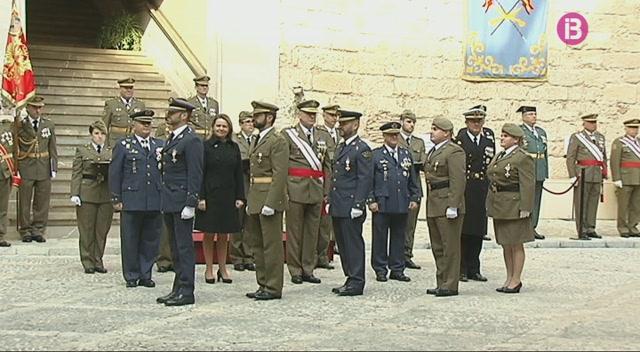 El+comandant+general+de+Balears+destaca+la+feina+feta+contra+el+jihadisme