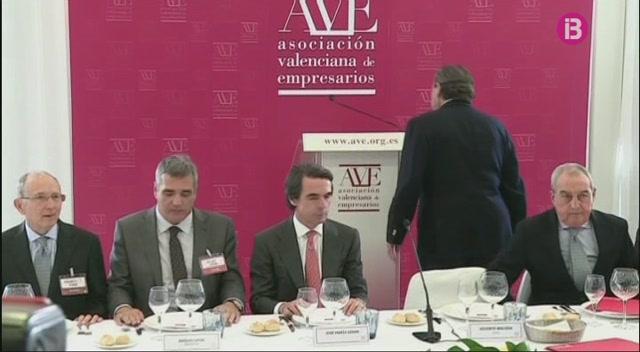 Aznar+critica+la+pol%C3%ADtica+econ%C3%B2mica+del+Govern+central