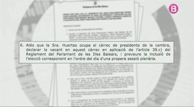 El+Pacte+pressiona+perqu%C3%A8+Huertas+convoqui+la+Mesa+del+Parlament